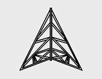 Pylon typeface