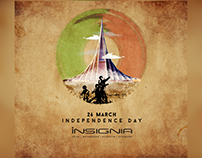 Independence Day Animation & Visual