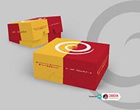 Evento Restaurant packaging Design