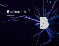 Blacksmith Website