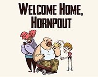 Concept Art (Welcome Home, Hornpout 2015)