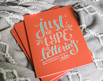 Just My Type of Lettering - Book Design