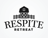 Respite Retreat Branding