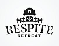 Respite Retreat Branding