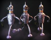 Bender is Back!