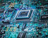 AMD-Circuit chip/电路芯片