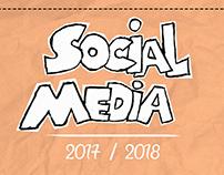 Social Media - 2017/2018 :D