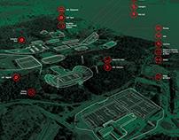 FPF 360 . Cidade do Futebol . Infografias