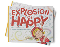 Explosion of Happy