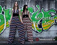 Atelier Moqétte for Asos