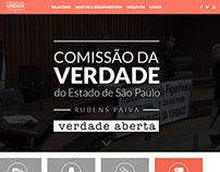 #Verdadeaberta - Relatório da CEV SP