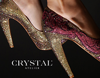 Development Website Crystal Atelier