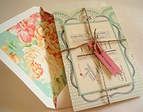 Wedding Invitation ♥T&P♥