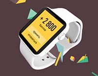 Dvizhok mobile app