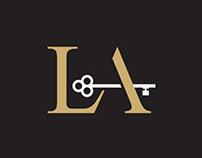 LA Monogram / Logo