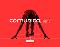 Comunicanet - Website Redesign