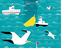 Sea (Illustration contest)