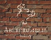 Abercrumblie Bakery branding