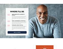 Personal Brand Web Design on Webflow | Post Oak Agency