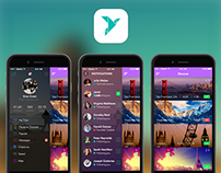 Envato template, coming soon iOS.