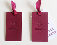 Logo design and corporate identity for RiLona event