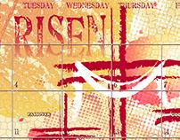 April 2016 Calendar Design