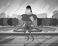 Rocky - Traditional animation