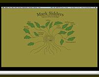 Web design - Mark Sidders