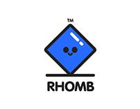 RHOMB logo