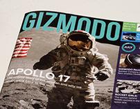 Gizmodo Magazine Brand