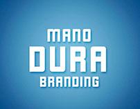 Logotipo Mano Dura