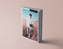 Catalogue Book Mockup