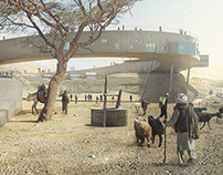 Bamiyan Cultural Centre Competition