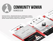 COMMUNITY WOMAN