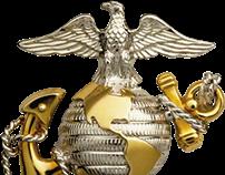 USMC Licensing Banner