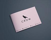 CROW Brand Identity Brochure