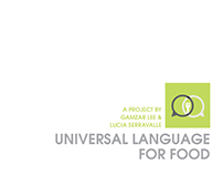 FOODEN, Universal language for Food