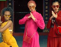 Siam Paragon: Happy Bangkok New Year [Cinematography]
