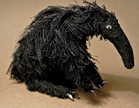African Tales. Anteater