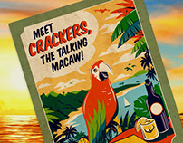 Danger Island Social Media Graphics