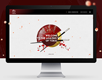 The Tokio Restaurant Website