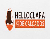 Projeto Helloclara Show de Calçados
