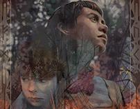 Gretel and Hansel- 2020- Vector Poster-Posterposse