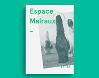 Espace Malraux 15-16