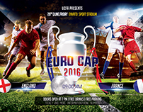 Euro cup 2016 France | PSD