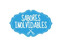 Diseño de marca y pack: Sabores Inolvidables
