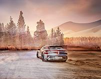 Porsche Drive2Extremes Multivision