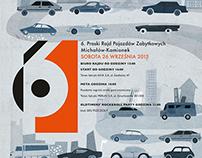 Praski Rajd Pojazdów Zabytkowych 2015