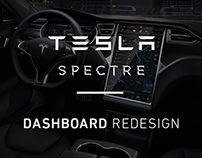 TESLA Dashboard Re-design