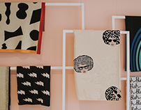 L.A. Girls Surface Design Collection